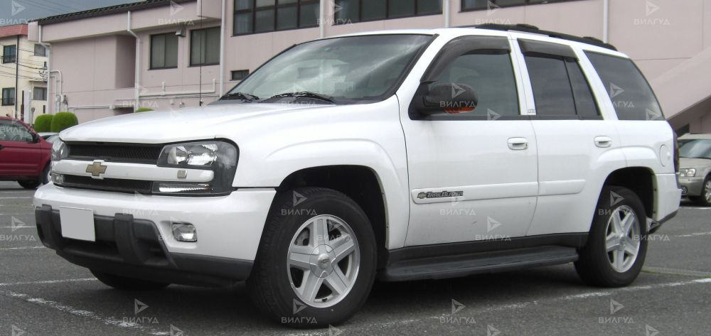 Диагностика ошибок сканером Chevrolet Trailblazer в Щелково
